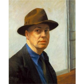 Edward Hopper: A Virtual Lecture (via Zoom) with Juliana Roth, Chief Storyteller, Edward Hopper House Museum & Study Center
