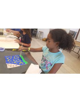 Painting & Drawing (ages 6-9)