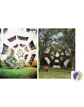 Artist Talk with Cristina Biaggi In The Catherine Konner Sculpture Park