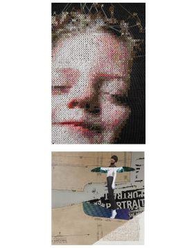 Virtual Artist Talk  with Kris Campbell & Leslie Fandrich