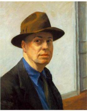 Edward Hopper: A Virtual Lecture (via Zoom)