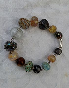 Lampworked Glass Bead Workshop