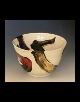 Handpainted Bowl