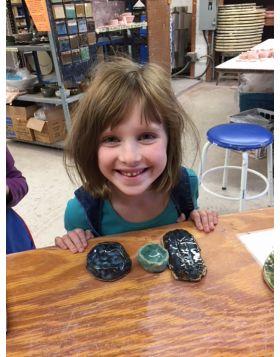 Ceramics (ages 6-9)