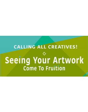 Seeing Your Artwork Come to Fruition Master Class with Isabel Ebrahimi  Wednesday, February 26, 6-8:30pm (SELECT PRICE)