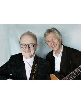Peter Asher & Jeremy Clyde Saturday, March 7 at 7:30pm