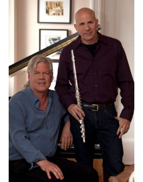 riverrun Jeremy Wall, piano  & John Ragusa, flute Saturday, February 2, 2019 at 7:30pm