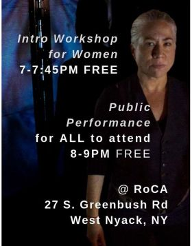 INTRO WORKSHOP FOR WOMEN NOVEMBER 15 7-7:45pm FREE