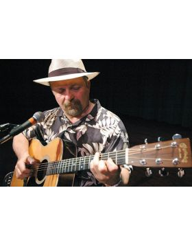Toby Walker Saturday, October 26, 7:30pm